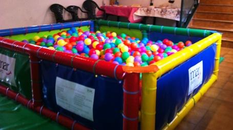 Cuanto cuesta un parque de bolas cheap esto es justo lo que explica que hoy en da un parque de - Piscina de bolas para bebes ...