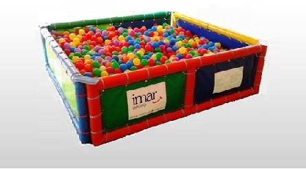 Piscina de bolas grupo imar for Piscinas de bolas para bebes