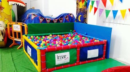 piscina de bolas grupo imar