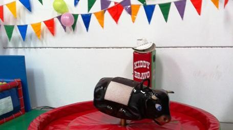 Toro Mecánico Infantil